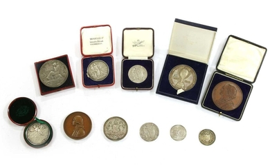 Medallions, Great Britain and World