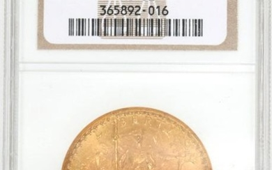 U.S. $20.DOLLAR GOLD COIN LIBERTY WITH TORCH, 1927