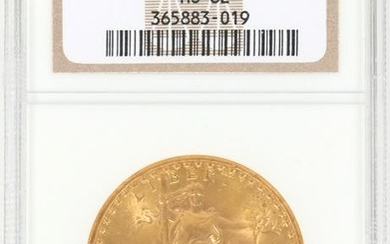 $20.00 'FLYING EAGLE' GOLD COIN