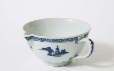 A Small Bowl-Shaped Jug from the Nanking Cargo