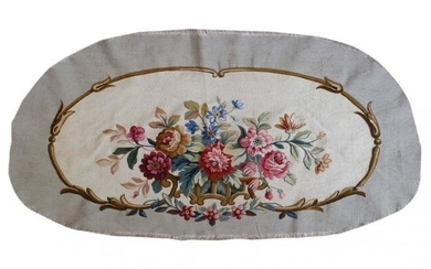 Antique French Aubusson , 2