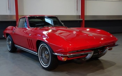 Chevrolet - Corvette C2 350CI V8 Coupe - NO RESERVE - 1965