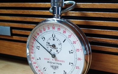 Heuer - Rowing Stopwatch Timer - Ref. 914 EARLY EXECUTION - Unisex - 1950-1959
