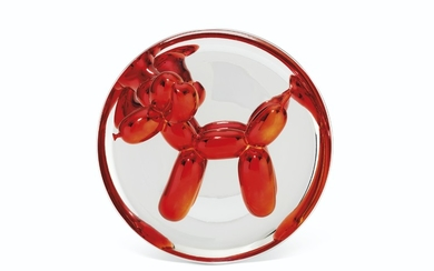 JEFF KOONS (B. 1955), Balloon Dog (Red)