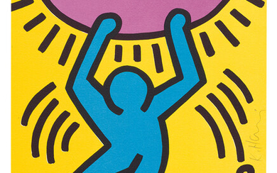Keith Haring: International Youth Year