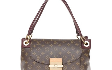 Louis Vuitton - Splendide Sac à main en toile monogram Handbag