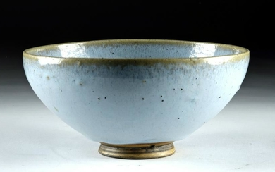 Chinese Song Dynasty Longquan Celadon Bowl, TL Tested