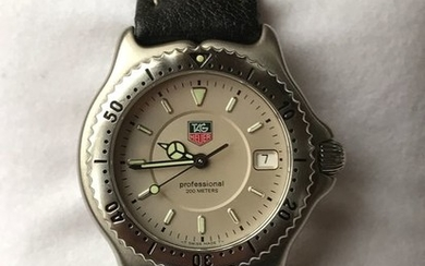 "TAG Heuer - Professional 200 - ""NO RESERVE PRICE"" - WI1210 - Men - 2000-2010"