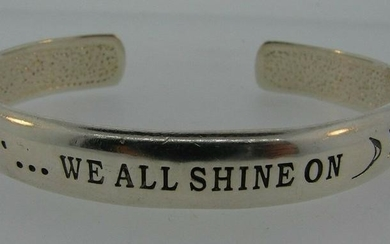 TRENDY Sterling Silver Bangle from Thailand