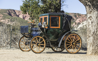 c.1897 Benz 10hp Mylord-Coupe