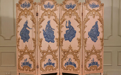 18th OR 19th CENTURY FRENCH DRESSING SCREEN