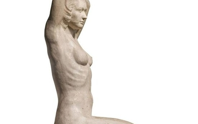 """Arno Breker (1900-91) - a life-size sculpture of """"The"""