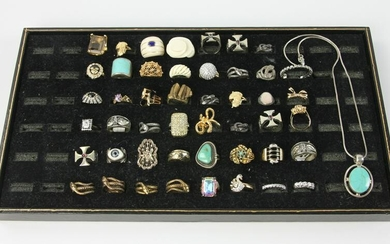 Assorted Gold Plated and Costume Jewelry
