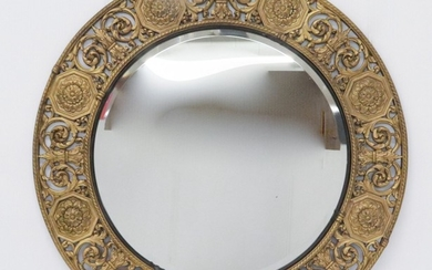 BRONZE FRAME MIRROR