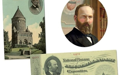 James A. Garfield Memorial Fundraising Event: Finely