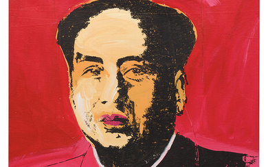 Louis Waldon, attributed: Mao