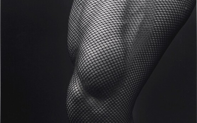 ROBERT MAPPLETHORPE (1946–1989), Leg, 1983