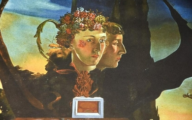 Salvador Dali Signed & Numbered Lithograph