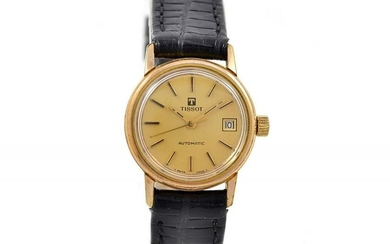 Vintage Tissot Classic Ladies Automatic Gold Plated