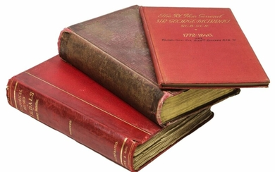 Books: Orders of Knighthood & Decorations conferred on The Rt. Hon. General Sir George Murray,...