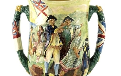 Charles Noke and Harry Fenton for Royal Doulton, A limited e...
