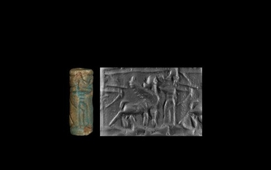 Cylinder Seal with Figures
