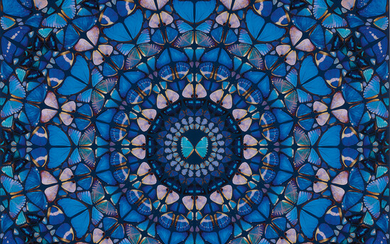 Damien Hirst, Truth, from The Aspects (H6-5)