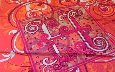 Hermès - Hermes Scarf 'Comme histoires'con box Hermes perfetto Scarf