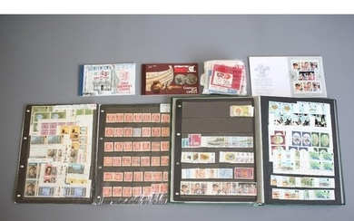 Large quantity of mint GB regional albums, booklets etc. tog...