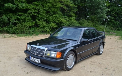 Mercedes-Benz - 190 E 2.5-16 Evo- 1989