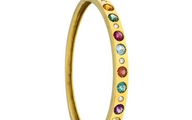Multicolor bangle GG 690/