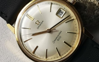 Omega - Seamaster 600 Date ( Mint Condition ) - 21688006 - Men - 1960-1969