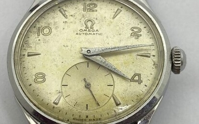 Omega - Sub-second Bumper - 2581-2cal 342 - Men - 1950-1959