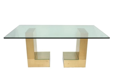 Paul Evans Cityscape Style Dining Table