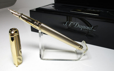 S.T. Dupont 007 James Bond Limited Edition 410047 NEU in Box - Fountain pen
