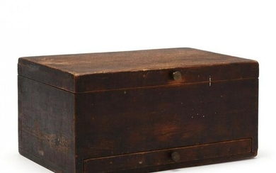 Southern Antique Sugar Box with Cutter