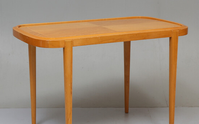 SIGVARD BERNADOTTE. table, Swedish Modern, around the middle of the 20th century.