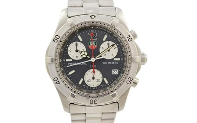 Tag Heuer 2000 Series CK1113 Quartz Chronograph Gents