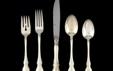 "Towle ""French Provincial"" Sterling Silver Flatware"