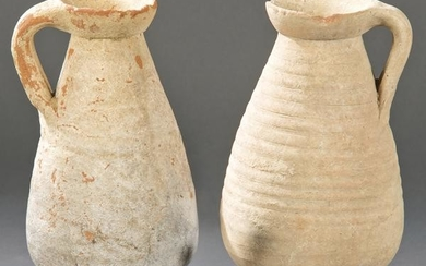 Two jugs for water or wine. Rome SS. I-II A.D.