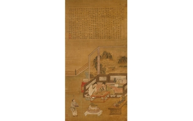 QIU YING (attributed to, circa 1494 – 1552).