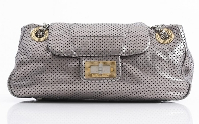 A FLAP BAG BY CHANEL