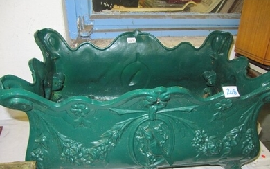 Cast Iron Trough - Recently Renovated.