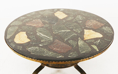 Coffee table second half of the 20th century Soffbord 1900-talets andra hälft