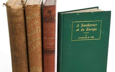 Eighteen Books on Southern History
