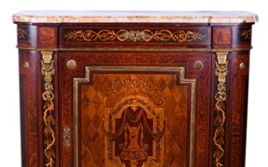 French sideboard or meuble d'appui