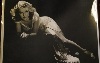 George Hurrell (1932-44) Signed & Numbered Suite