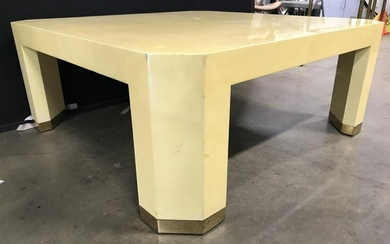 KARL SPRINGER MID CENTURY MODERN Coffee Table