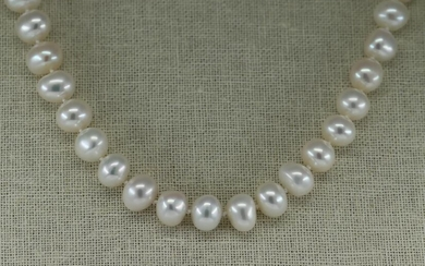 Ladies Pearl Necklace