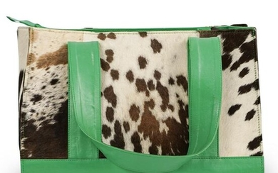 Pakistan Cowhide Handbag